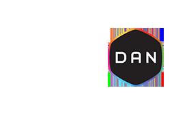afbeelding van 2 logo's. DDAI en DAN
