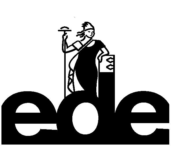 Zwart logo, Gemeente Ede